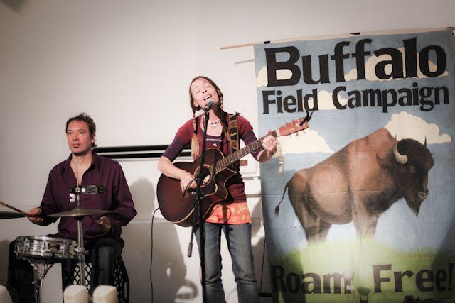 Buffalo Field Campaign Fundraiser